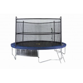 JumpPOD DELUXE incl. safetynet Rond 430CM (Gratis Bezorgd)